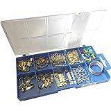 Connex DP8500058 Assortiment crochets pour tableaux, 200 pièces