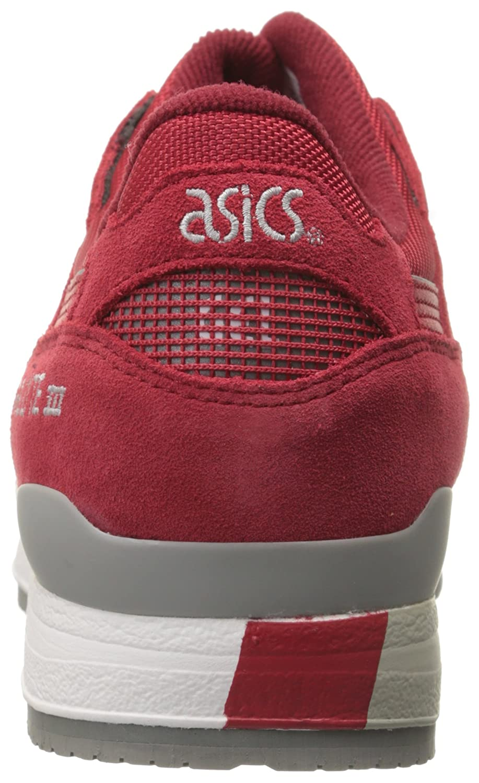ASICS Men's GEL-Lyte III Retro Sneaker B00PV0QNBE 7 B(M) US Red/Red B00PV0QNBE Sneaker 37f1e6