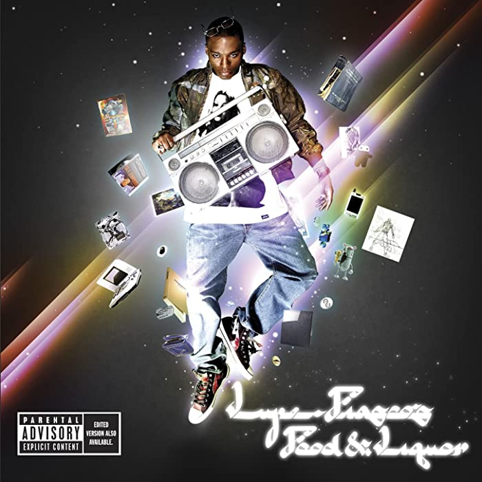 Top 8 Food  Liquor 2 Lupe Fiasco