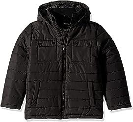 Buffalo David Bitton Boys Little Puffer Jacket
