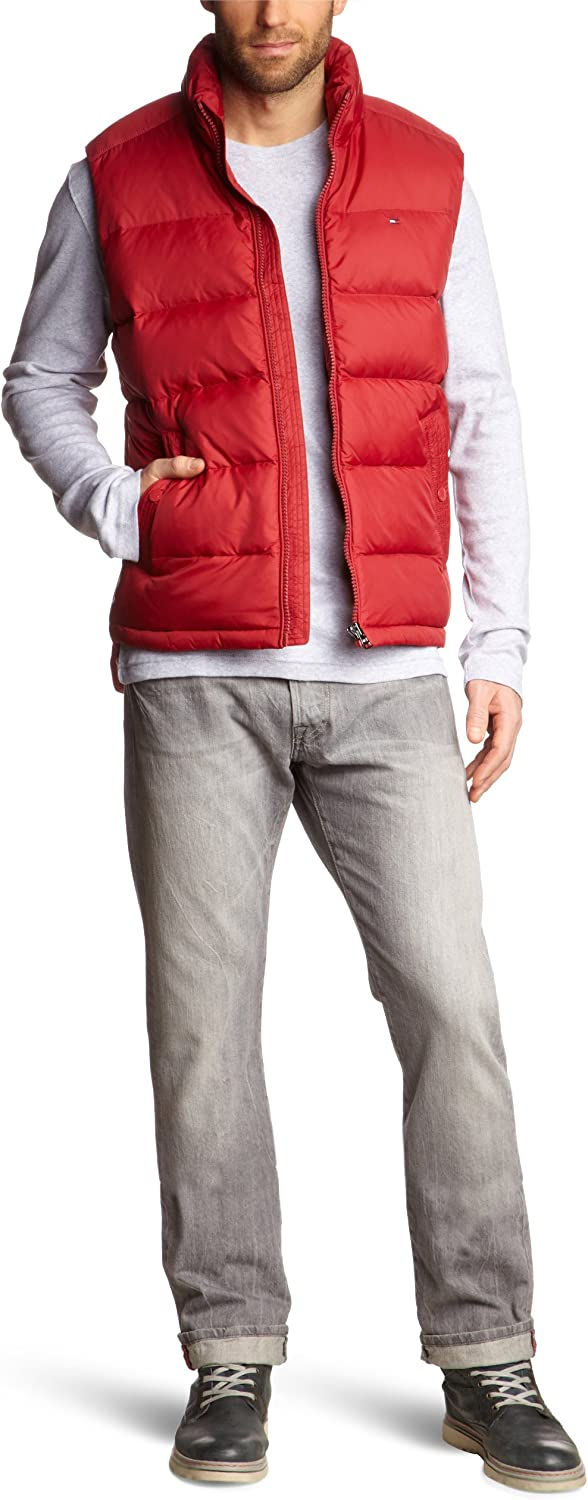 Tommy Hilfiger - Chaleco - Sin Mangas - para Hombre