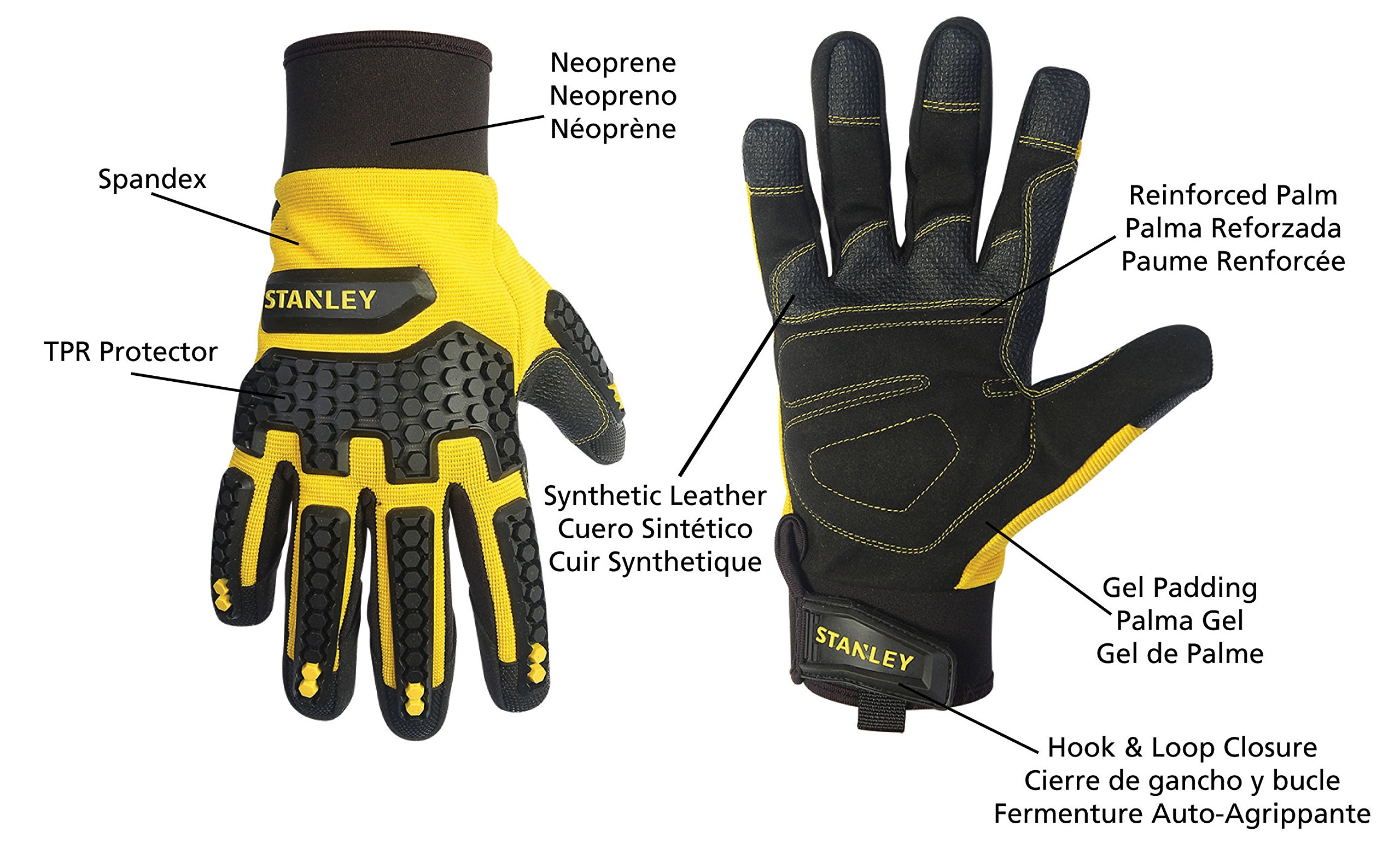Stanley Synthetic Leather Impact Pro by Stanley (Image #4)