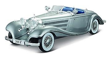 À 500k Modèle Spezialroadster 118 Miniature Mercedes L'échelle Véhicule 36055w Echelle Maisto cAL5j43qR