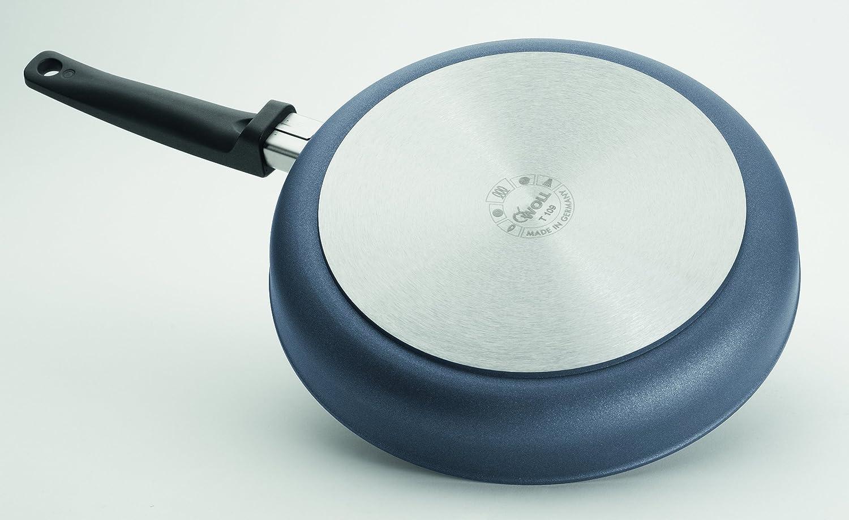 Woll Saphir Lite Induction - Sartén (Hierro Forjado, para cocinas de inducción, manjo Fijo)