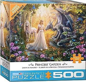 Princess' Garden by Jan Patrik 500-Piece Puzzle
