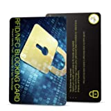 2 Packs RFID Blocking Card for Credit Card