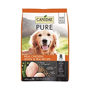 CANIDAE PURE Dry Grain-free Dog Food