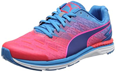 Puma Herren Speed 300 Ignite Laufschuhe Pink (Bright Plasma Danube-True Blue  09) 5d60f697f