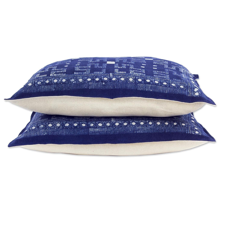 E by design O5PGN205GR1-16 Printed Outdoor Pillow