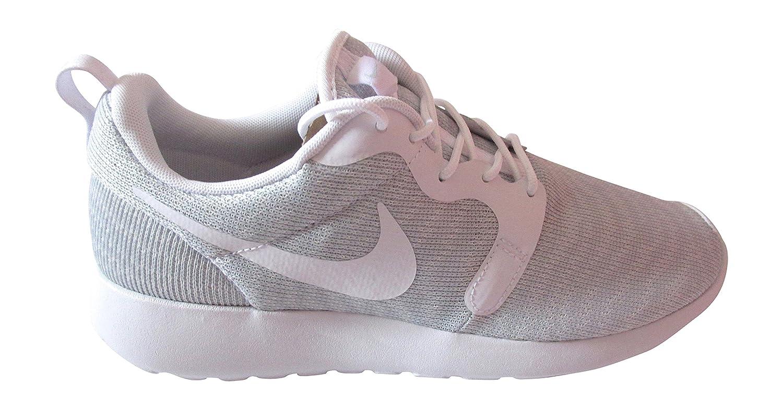 Nike Rosherun Kjcrd, Herren Laufschuhe  44 EU|Pure Platinum White White 011