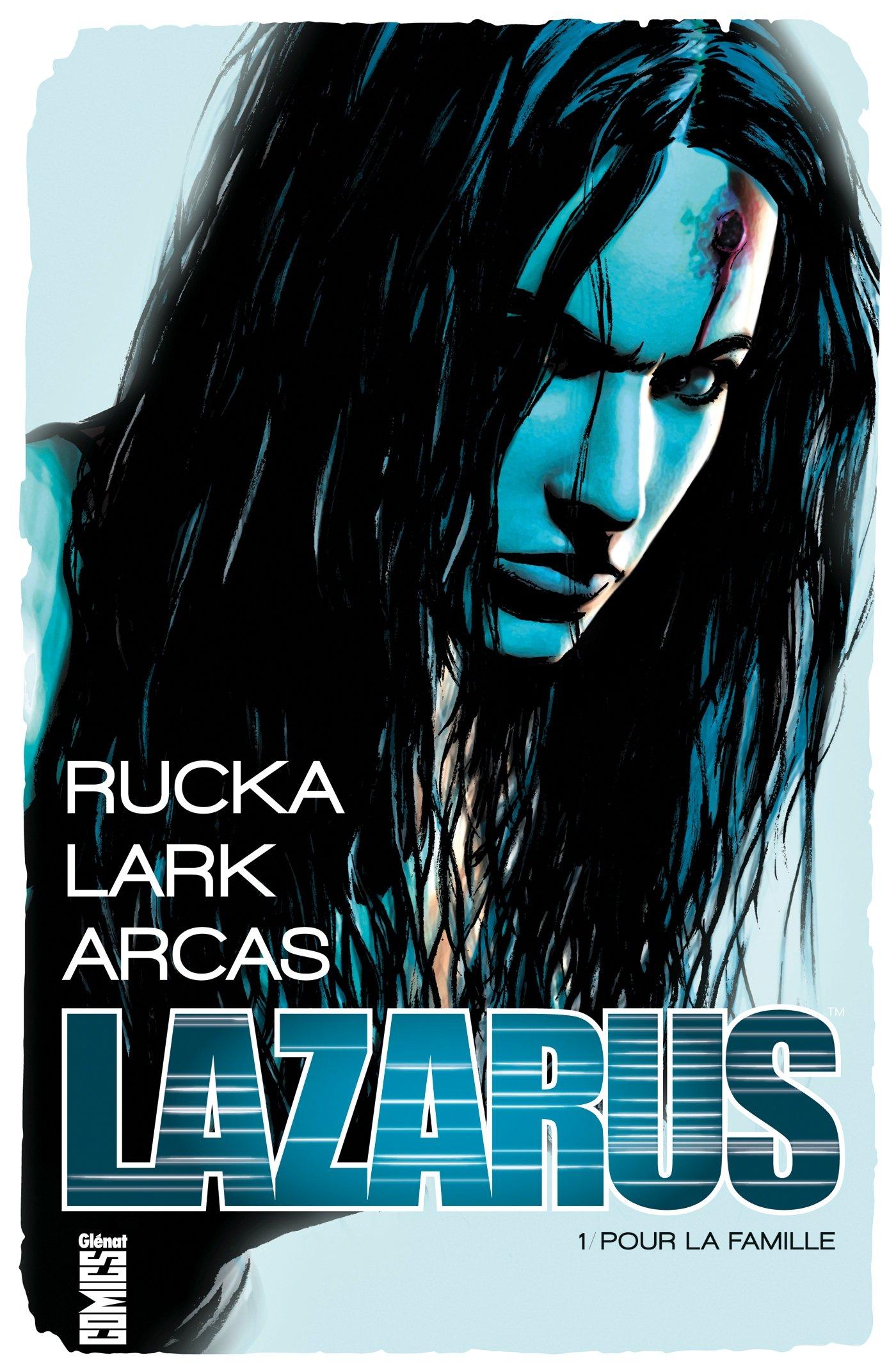 Amazon.fr - Lazarus - Tome 01: Pour la famille - Rucka, Greg, Lark ...