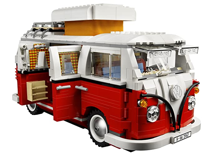 LEGO Creator Volkswagen T1 Camper Van 10220  - best christmas presents for kids