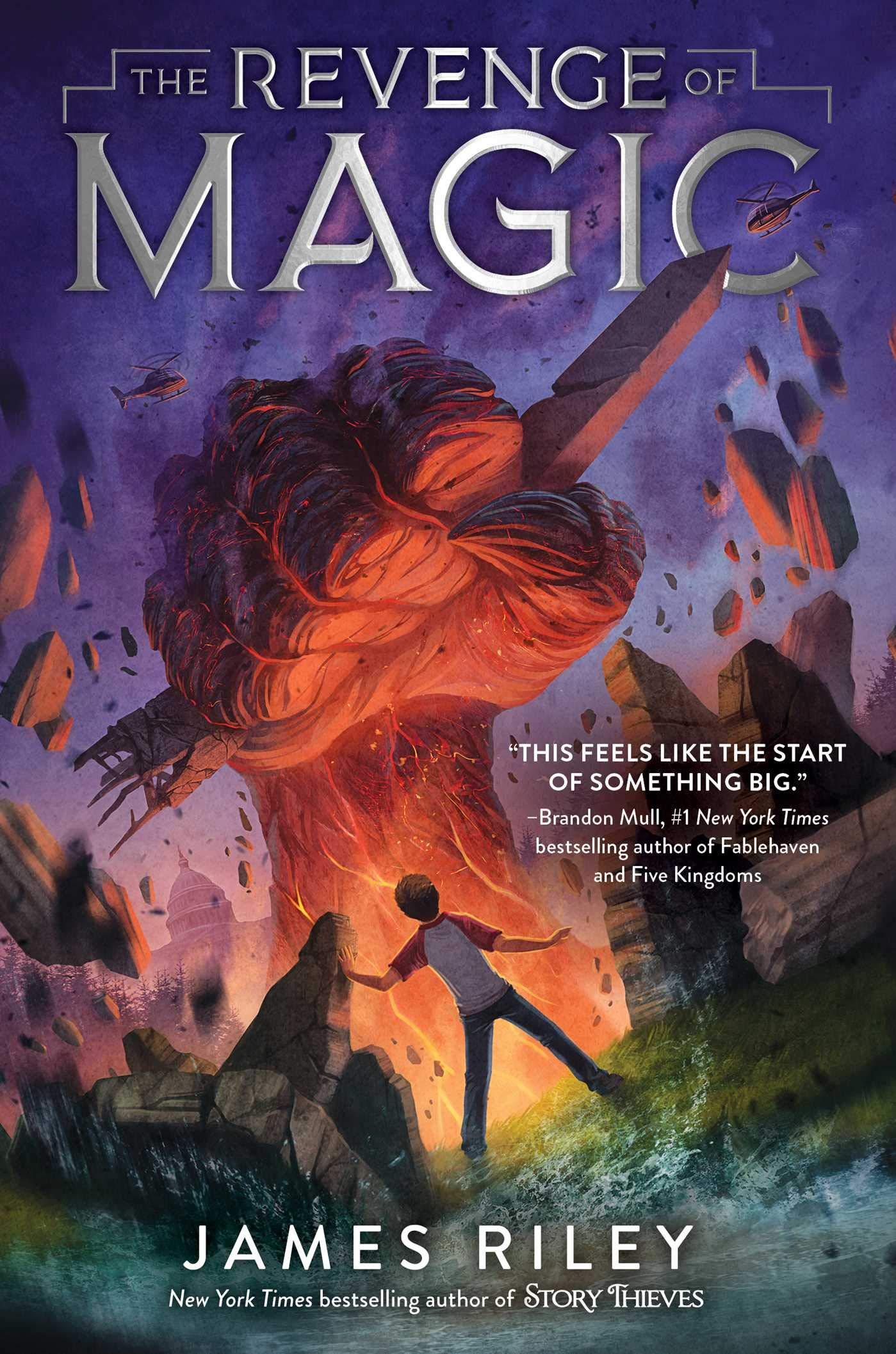 The Revenge of Magic: Amazon.es: James Riley: Libros en ...
