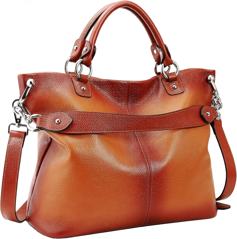 Heshe Leather Shoulder...