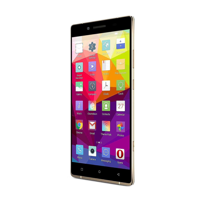 BLU PURE XL Smartphone - 4G LTE GSM Unlocked - 64GB +3GB RAM - Gold