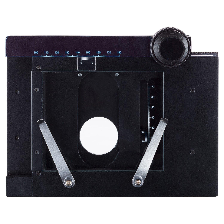 X-Y mesa deslizante - plataformas de Manual para microscopios: Amazon.es: Industria, empresas y ciencia