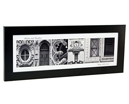 Amazon.com: Personalized Framed Name with Themed Alphabet ...