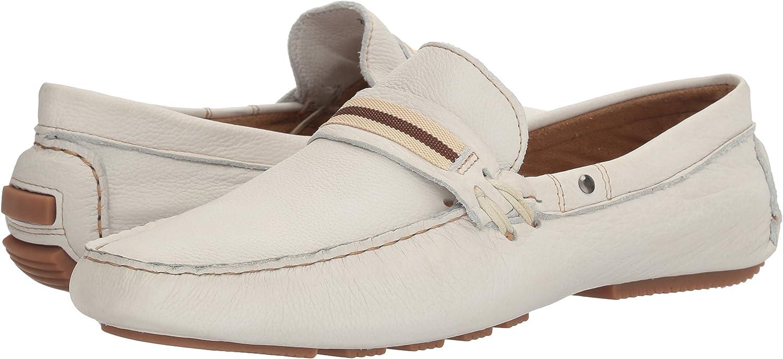 Steve Madden Mens Zepplyn Slip-on Loafer