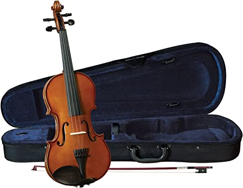 Anton Breton AB-20 Student Violin Outfit - Warm Brown
