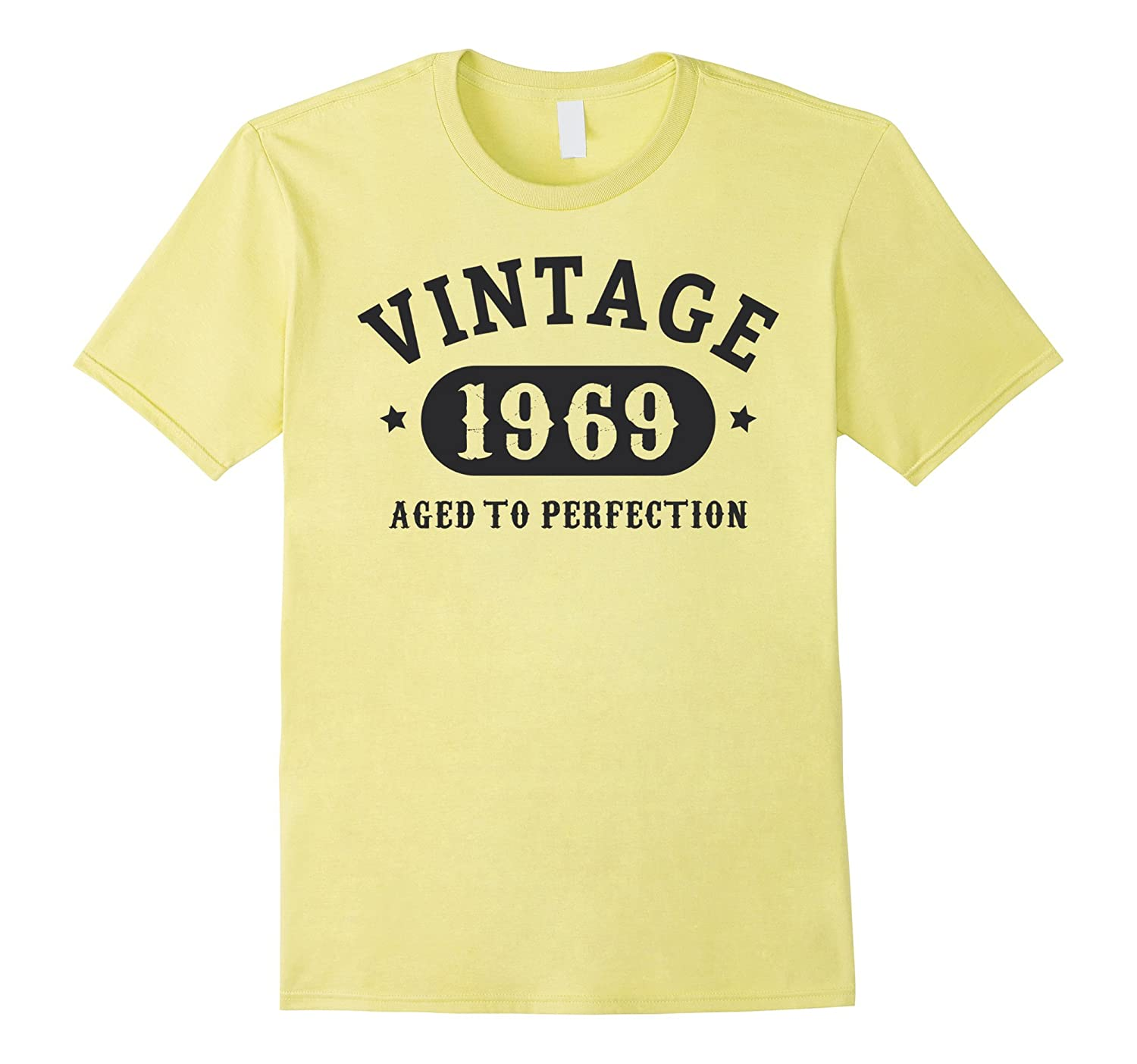 b9a3fe2c7 47 years old 47th Birthday B-day Gift 1969 T-Shirt-CL – Colamaga