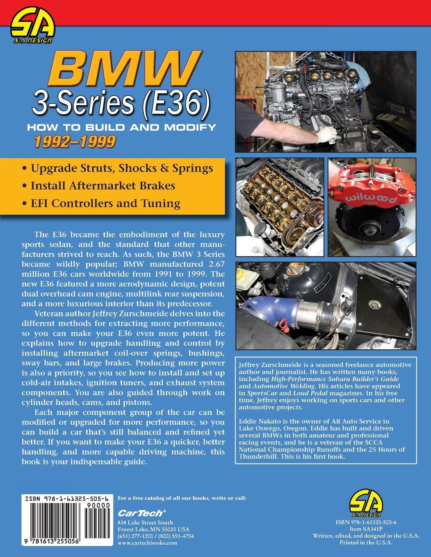 Bmw 3 Series E36 Service Manual 1992 1998 Paperback May 1 1999 Motorola Cm300 Wiring Diagram