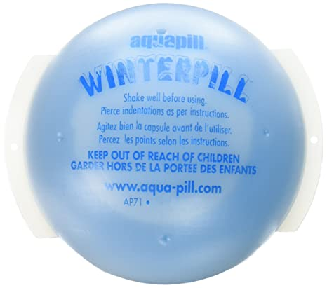 Enzima natural Halosource Winterball de 450 g.: Amazon.es: Jardín