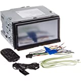 """JVC KW-V41BT 2 Din Bluetooth Car DVD Receiver 7"""" Monitor w Android/iPhone Apps"""