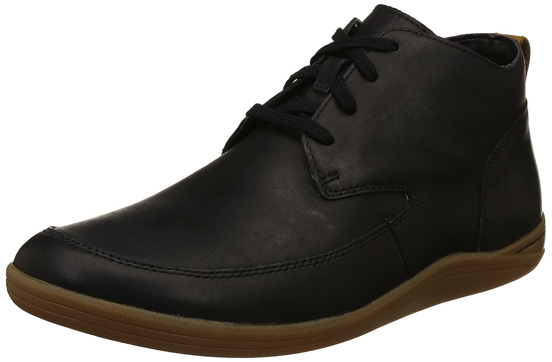 3e36de66 Clarks Men's Mapped Hi Black Boots - 6 UK/India (39.5 EU ...