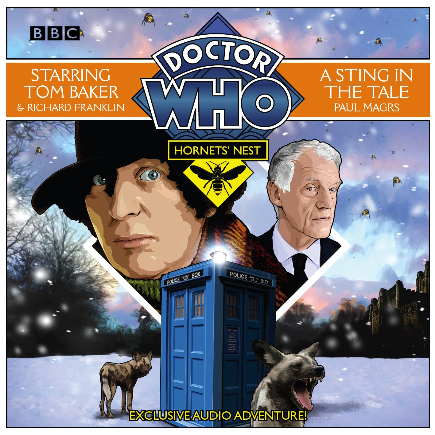 Read Online Doctor Who: A Sting in the Tale (The Hornets' Nest series, #4)(Full Cast Audio Theater) pdf