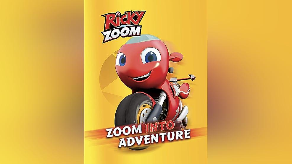 Ricky Zoom - Zoom into Adventure