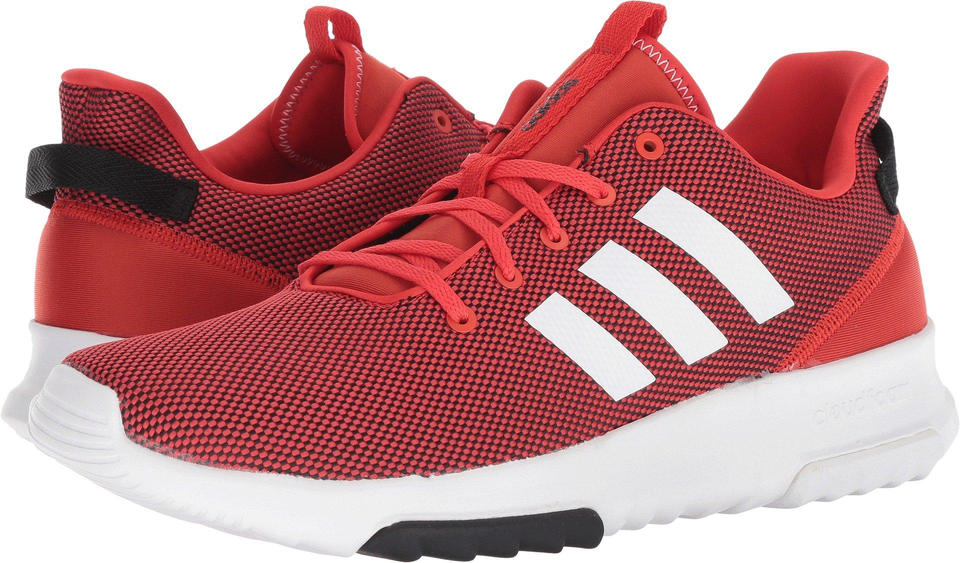 8f2cf29d5 Galleon - Adidas Men's Cloudfoam Racer TR Scarlet/Footwear White/Core Red  6.5 D US