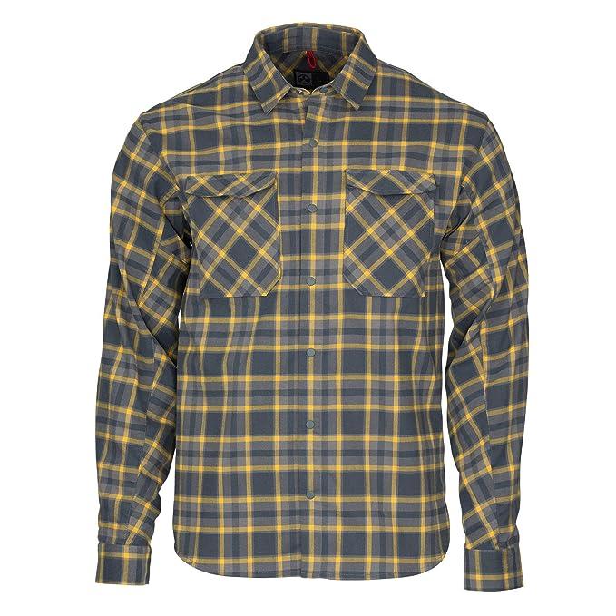 India Ink Medium Magpul Mens Button-up Stateside Shirt Long Sleeve