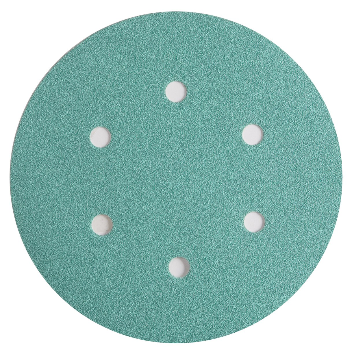 Sunmight 01816 1 Pack Velcro Disc Grit (Film - 6'' 6 Hole 400)