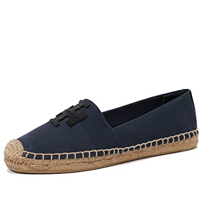 4a1fef554c0 Tory Burch Weston Flat Espadrille Canvas (9