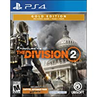 Tom Clancy's The Division 2 - Gold Edition - PlayStation 4