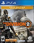 Tom Clancy's The Division 2 Gold Steelbook Edition - Playstation 4