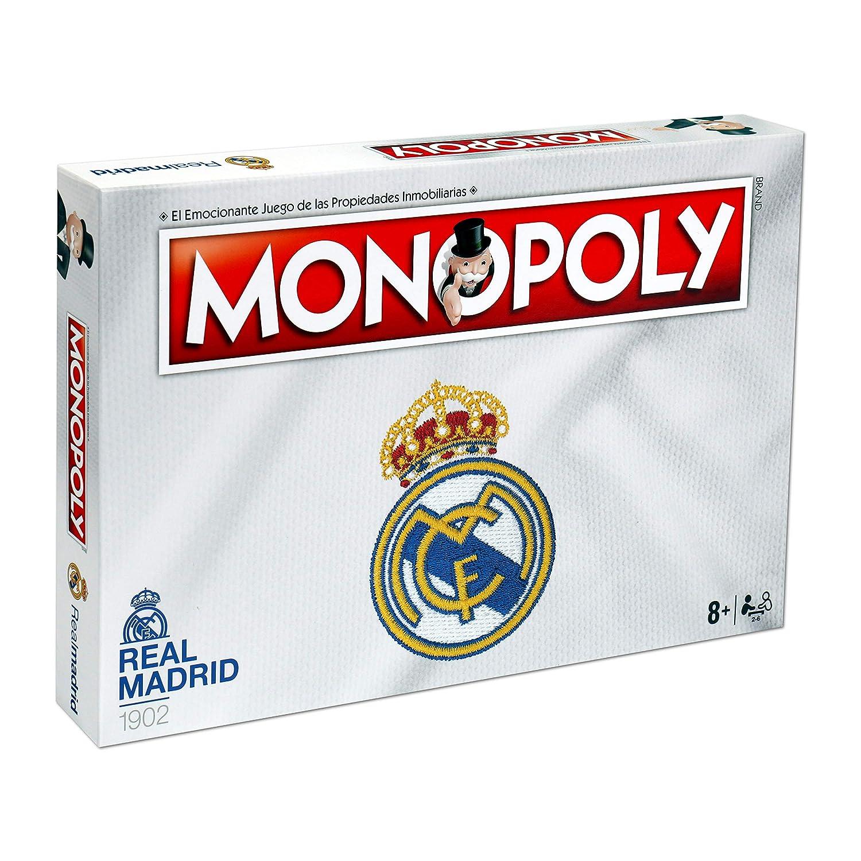 Juego de mesa Real Madrid