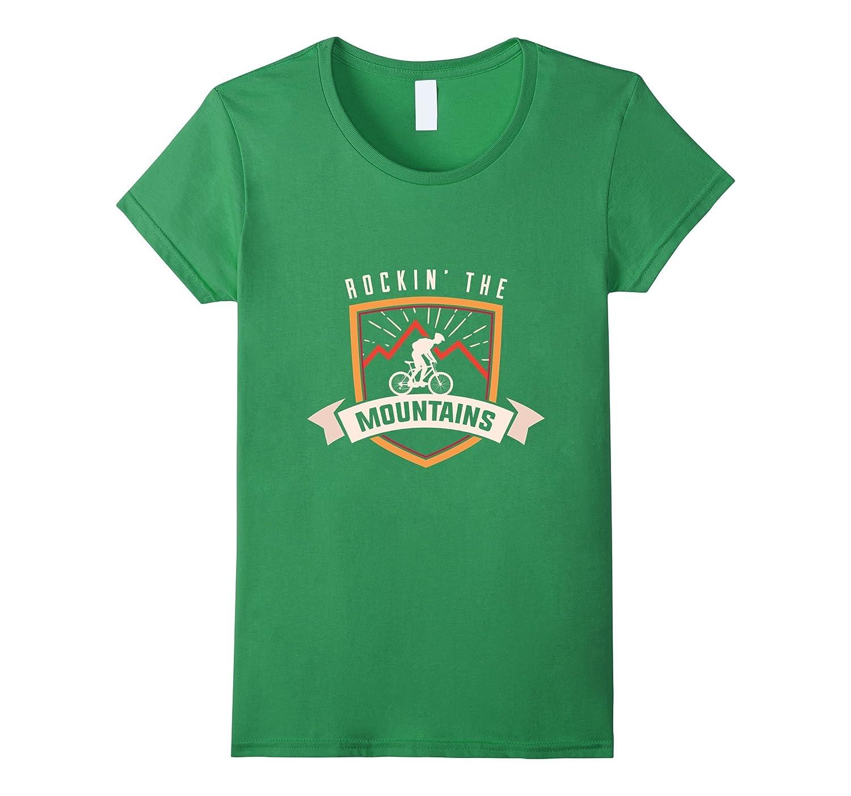 rockin the mountains bike T Shirt