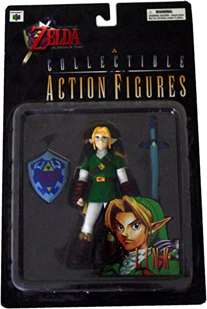 The Legend Of Zelda Ocarina Of Time Collectible Action Figure Ganon