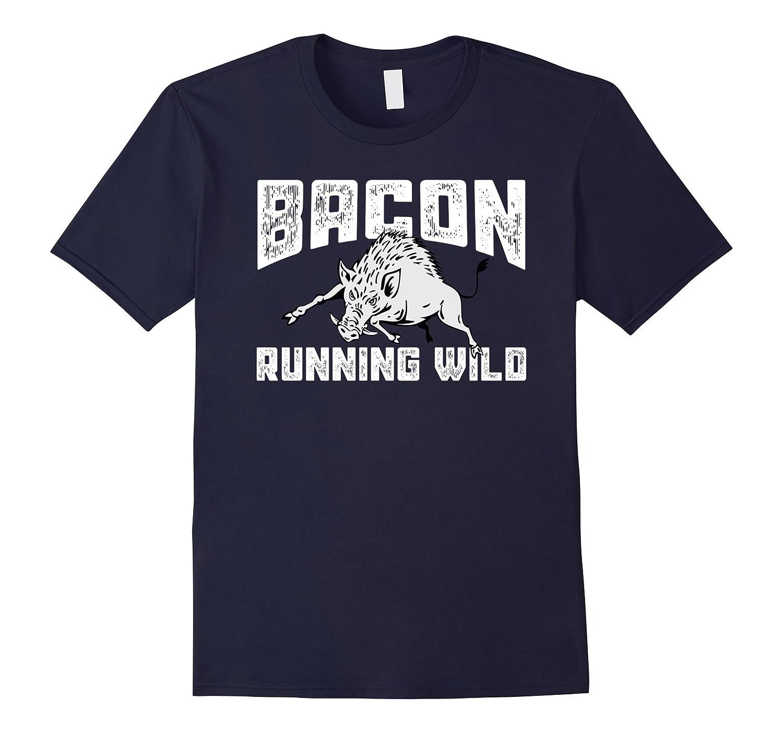 Hog Hunter T-Shirt For Hunters - Hawg Lovers Squeal Shirt-ANZ