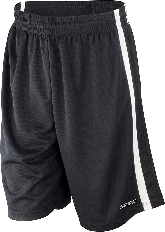 Hombre Spiro Basketball Quick Dry Pantalones Cortos