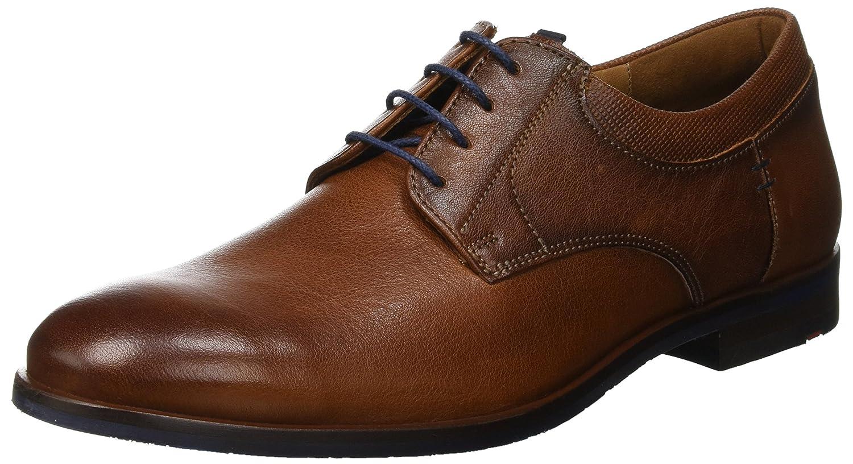 Brown (Cognac 3) Lloyd Men's Sanchez Derbys