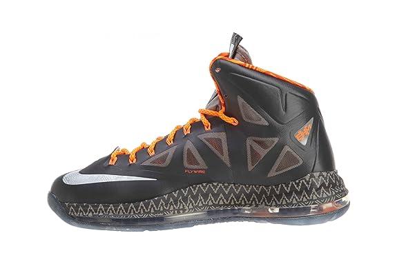 finest selection 23e74 8f798 Amazon.com   Nike LeBron 10 BHM Black History Month (583109-001)    Basketball