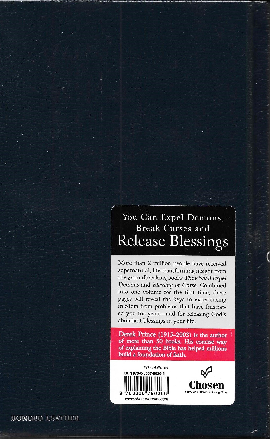 Blessings And Curses Derek Prince Free Pdf