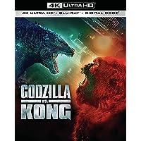 Godzilla Vs. Kong (4K Ultra Hd/Blu-Ray/Digital)