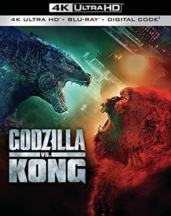 Poster. Godzilla vs. Kong