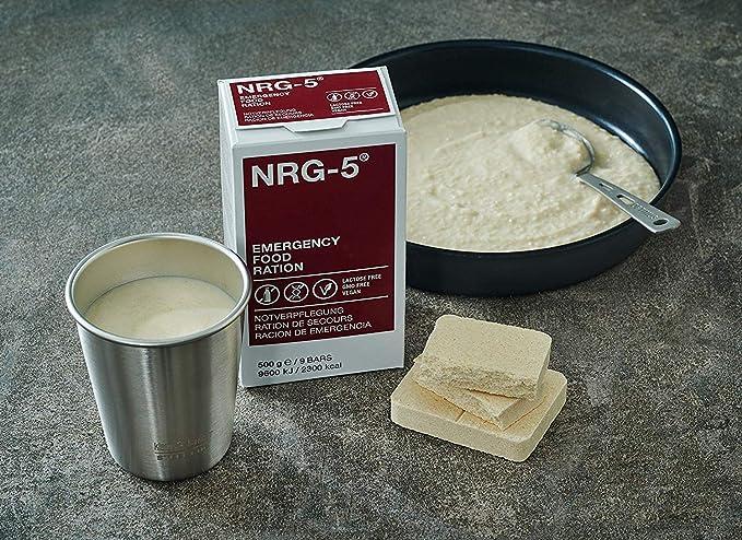 Raciones, NRG-5, 500 G, (9 bricolour), 7% IVA: Amazon.es ...