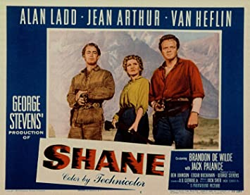 Image result for shane movie poster amazon