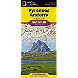 Pyrenees & Andorra adv. ng r/v (r) wp (Adventure Map (Numbered))