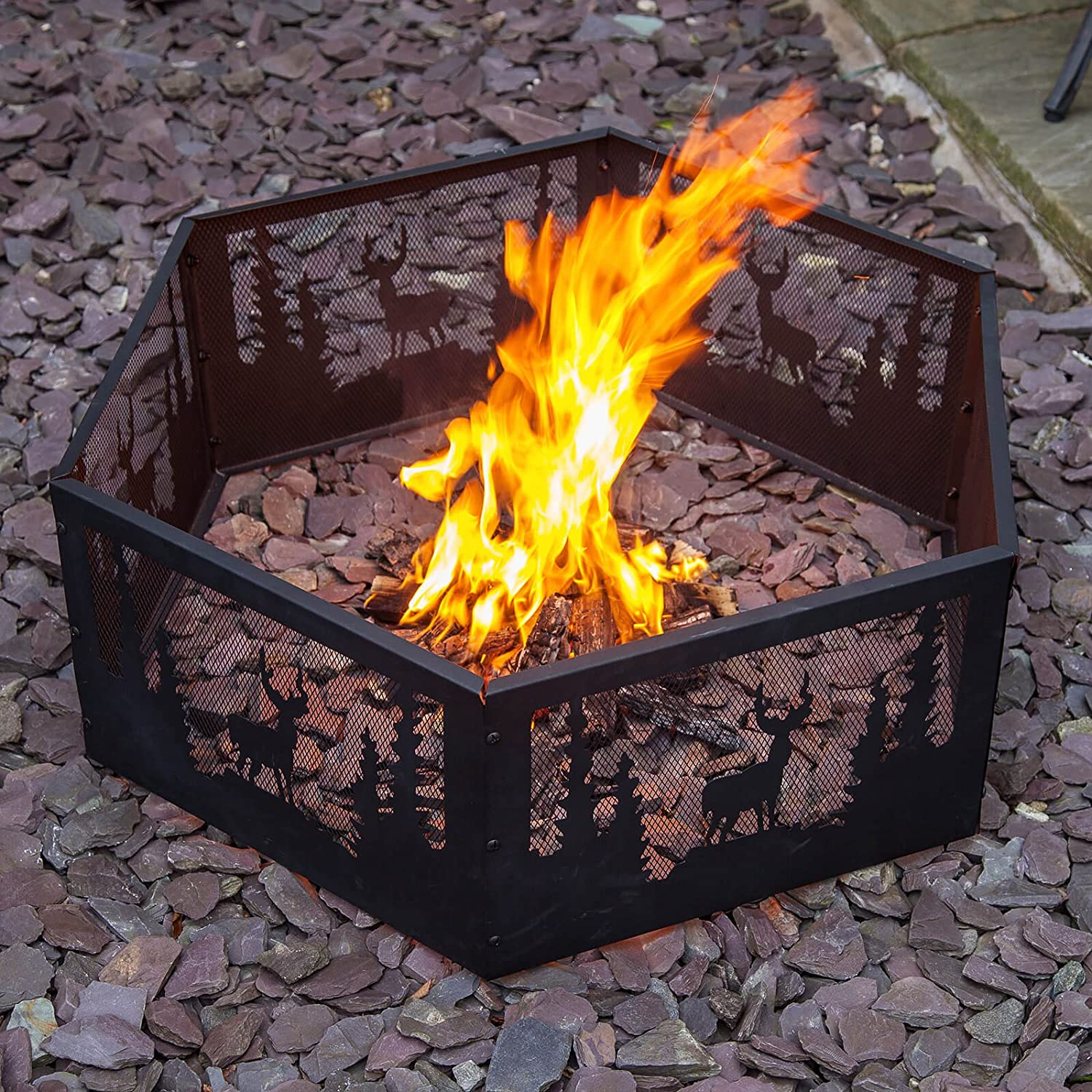 Campfire Portable Fire Ring